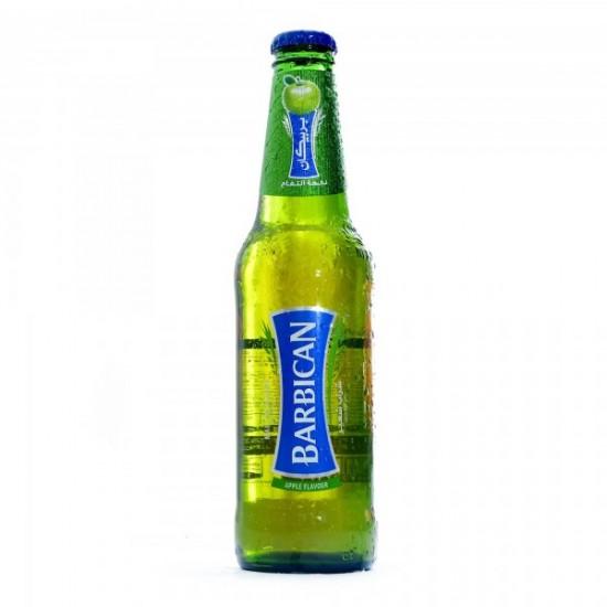باربيكان - شراب الشعير بنكهة التفاح - 330 مل