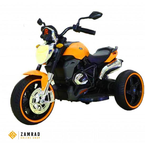 دراجة أطفال كهربائية بثلاث عجلات